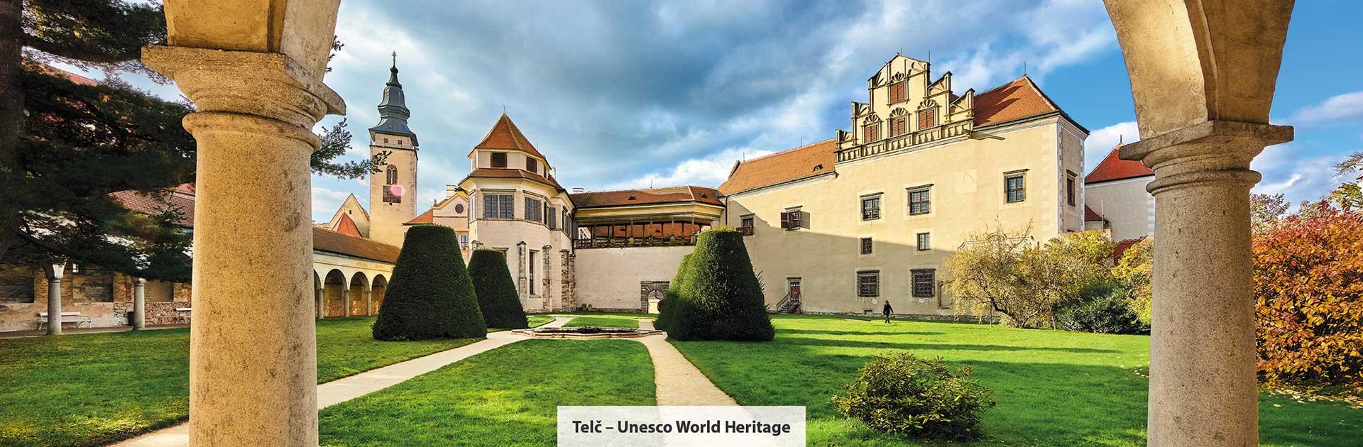 Telč - Unesco World Heritage
