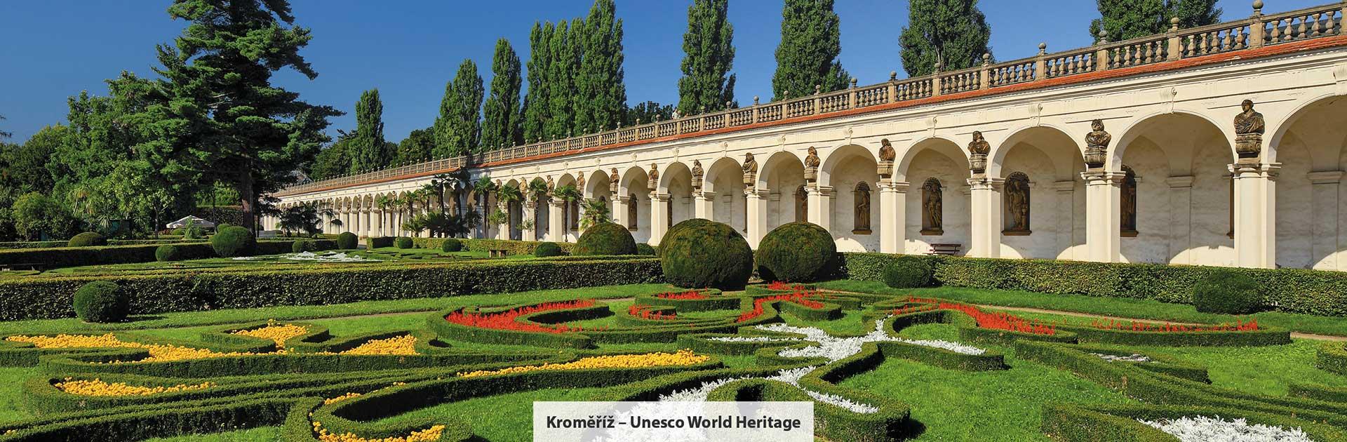 Kroměříž - Unesco World Heritage