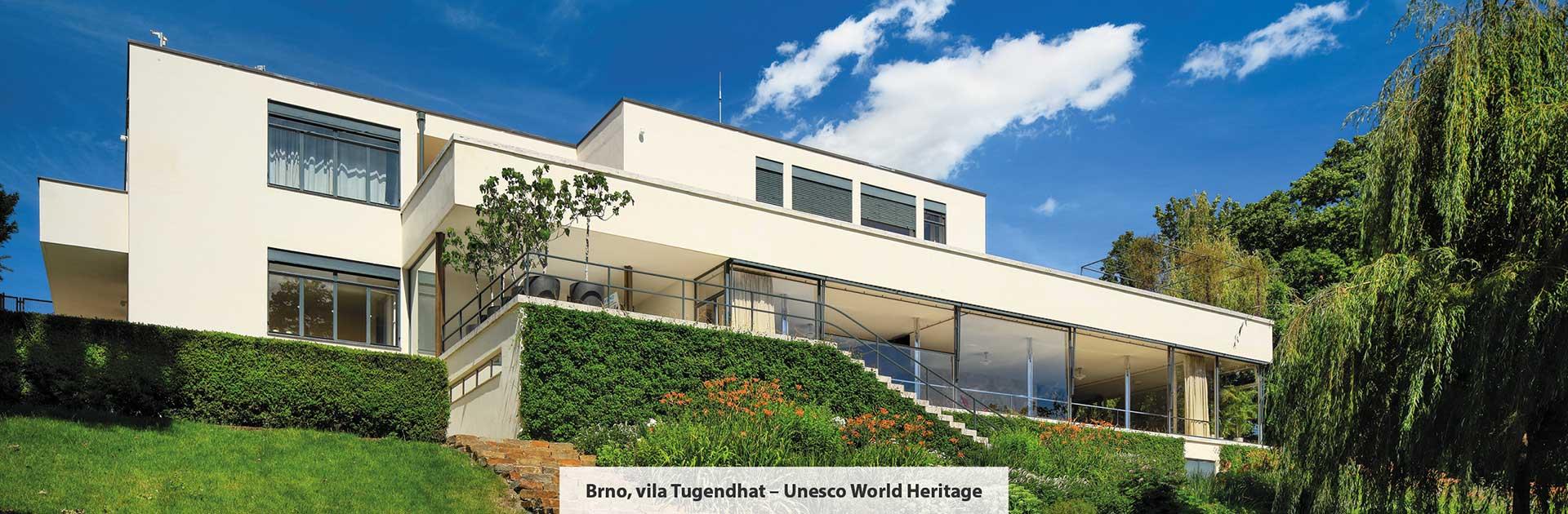 Brno, Vila Tugendhat - Unesco World Heritage