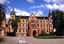 Novogotický zámek Bzenec