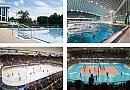 Sportovní zařízení města České Budějovice
