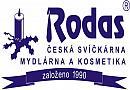Rodas - Česká svíčkárna, mýdlárna a kosmetika