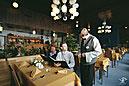 Restaurace a bary Hotel Horizont