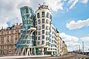 Art Salon S Gallery, The Dancing House