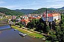 Děčín - Městské informační centrum Nádraží