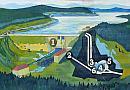 Hydroelectric Power Plant Lipno - Information Centre ČEZ